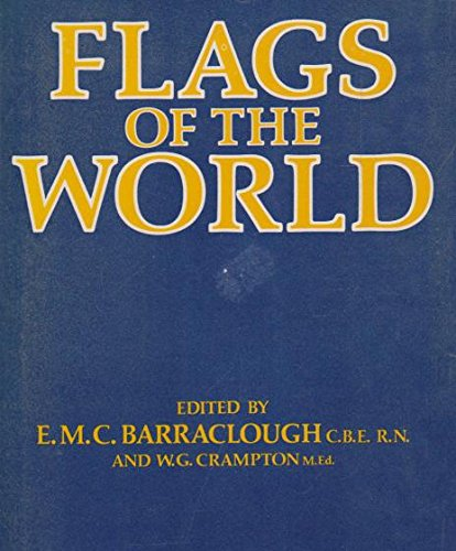Flags of the World: Barraclough, E.M.C.