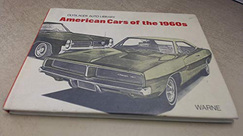 9780723220619: American Cars of the 1960s (Olyslager Auto Library)