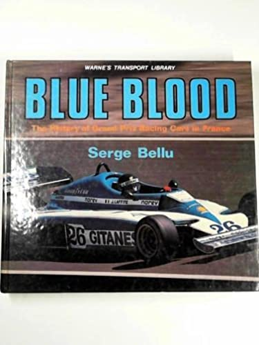 9780723222637: Blue Blood (Warne's transport library)