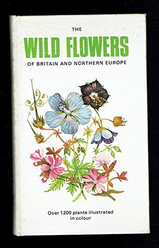 Wild Flower Key: British Isles and North West Europe (0723224188) by Rose, Francis