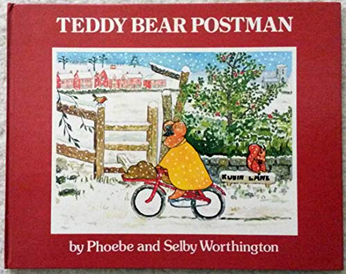9780723227687: Teddy Bear Postman