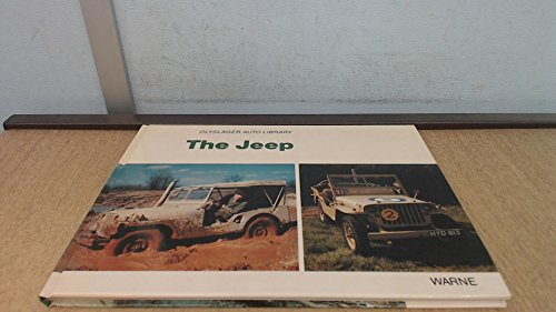 9780723227786: The Jeep (Olyslager Auto Library)