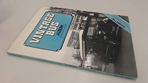 Vintage Bus Album Number Two (An MHB: Ken, Blacker