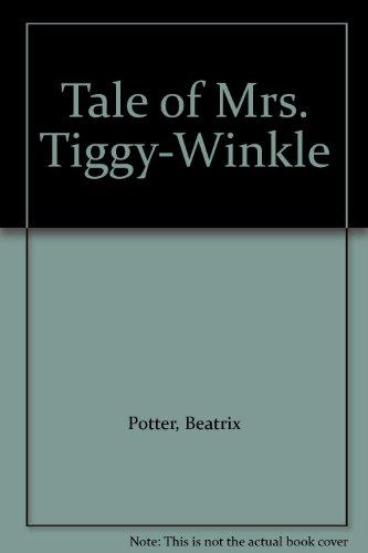 9780723229612: Tale of Mrs. Tiggy-Winkle
