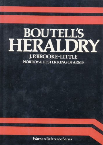 9780723230939: Boutell's Heraldry