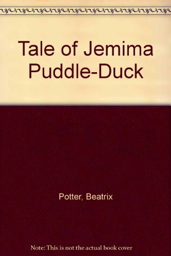 9780723231523: Tale of Jemima Puddle-Duck
