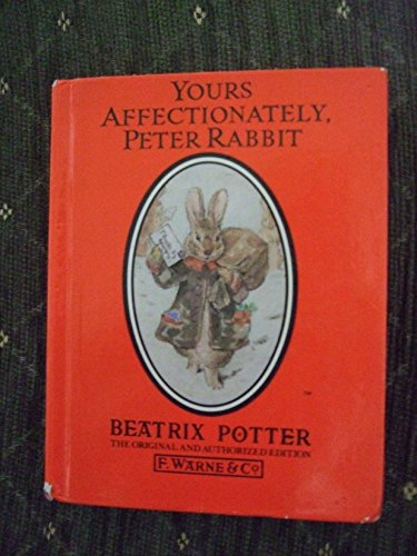 9780723231783: Yours Affectionately, Peter Rabbit: Miniature Letters