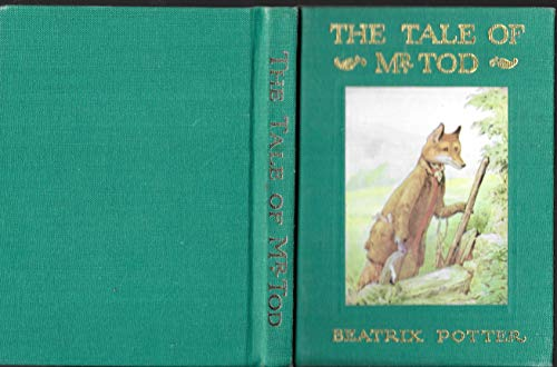 The Tale of Mr. Tod (9780723232261) by Beatrix Potter