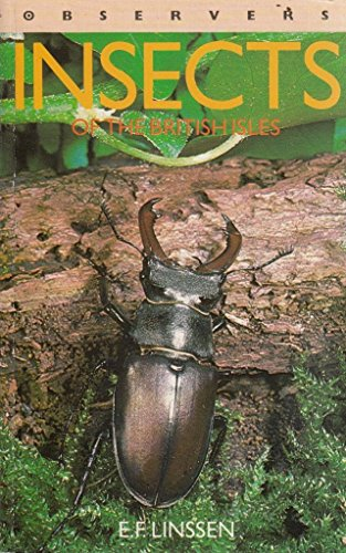 Observer's Insects (Observer's Pocket): Linssen, E.F.
