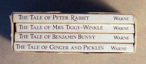 9780723234128: The Original Peter Rabbit Miniature Collection: Mrs Tiggy-Winkle (Beatrix Potter Novelties)