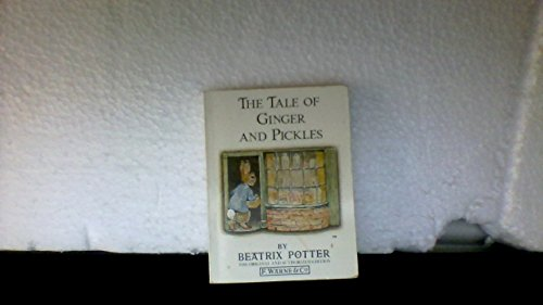 9780723234135: The Tale of Ginger & Pickles: Miniature Beatrix Potter Books (Beatrix Potter Read & Play)