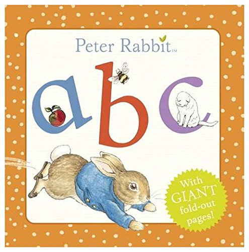9780723234234: Peter Rabbit's A. B. C. (Picture Learning Book)