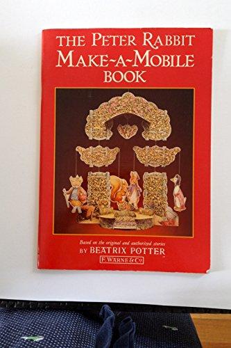 9780723234265: The Peter Rabbit Make-a-mobile Book (Beatrix Potter Sticker Books)