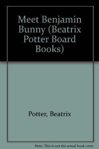 Meet Benjamin Bunny (9780723234517) by Beatrix Potter