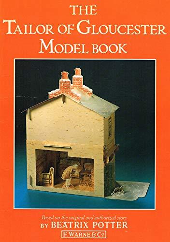 9780723234555: The Tailor of Gloucester Model Book (Beatrix Potter Sticker Books)