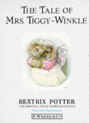 9780723234654: The Tale of Mrs. Tiggy-Winkle (Peter Rabbit)