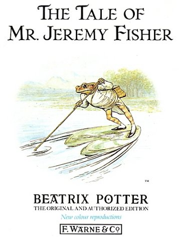9780723234661: The Tale of Mr. Jeremy Fisher (The Original Peter Rabbit Books)