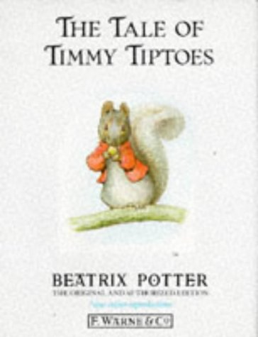 9780723234715: The Tale of Timmy Tiptoes (Peter Rabbit)