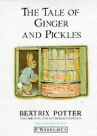 9780723234777: Ginger and Pickles (The original Peter Rabbit books)