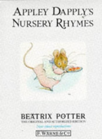 9780723234814: Appley Dapply's Nursery Rhymes (Peter Rabbit)