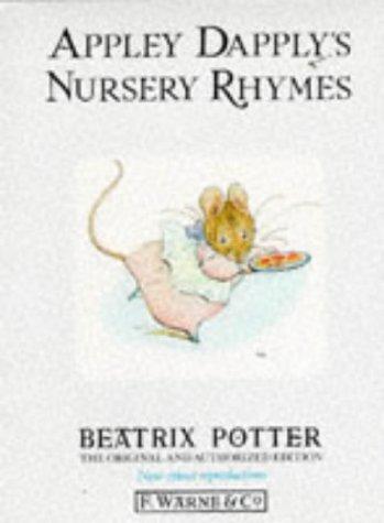 Appley Dapply's Nursery Rhymes (Peter Rabbit): Beatrix Potter