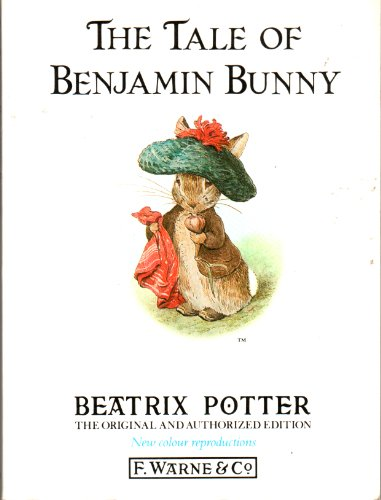 9780723234883: The Tale of Benjamin Bunny (Potter 23 Tales)