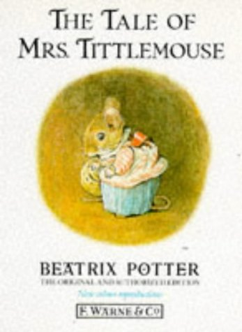 9780723234951: The Tale of Mrs.Tittlemouse