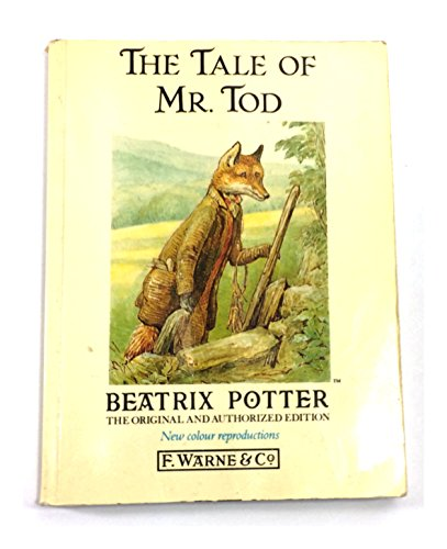 9780723234982: The Tale of Mr. Tod (Potter 23 Tales)