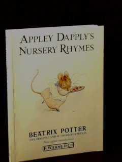 9780723235064: Appley Dapply's Nursery Rhymes (Potter Original)