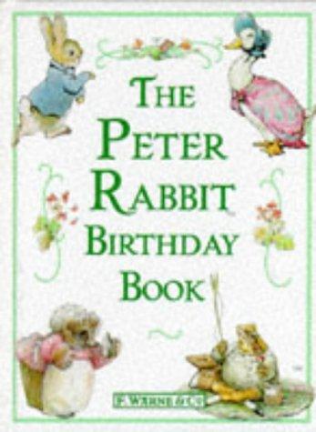 9780723235231: The Peter Rabbit Birthday Book (Beatrix Potter)