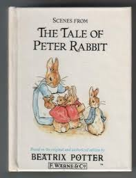 Scenes from The Tale of Peter Rabbit (9780723235477) by Beatrix Potter