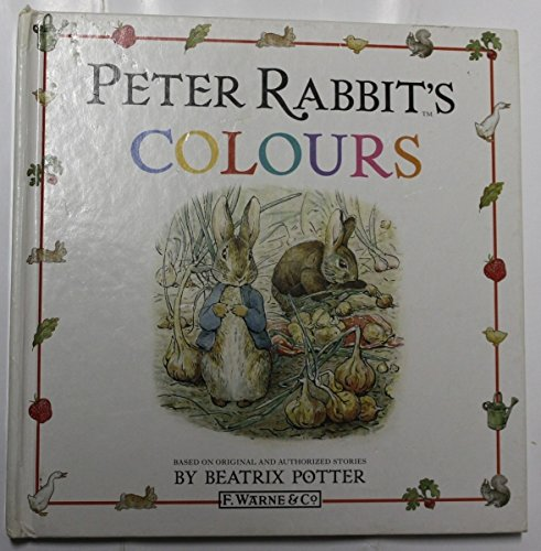 9780723235514: Peter Rabbit's Colors
