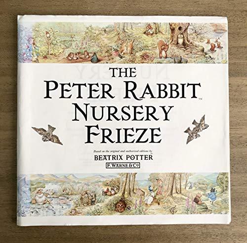 9780723235835: The Peter Rabbit Nursery Frieze