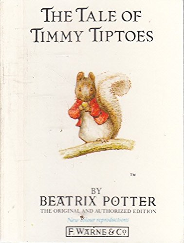 9780723235934: The Original Peter Rabbit Miniature Collection: Timmy Tiptoes (Beatrix Potter Read & Play)