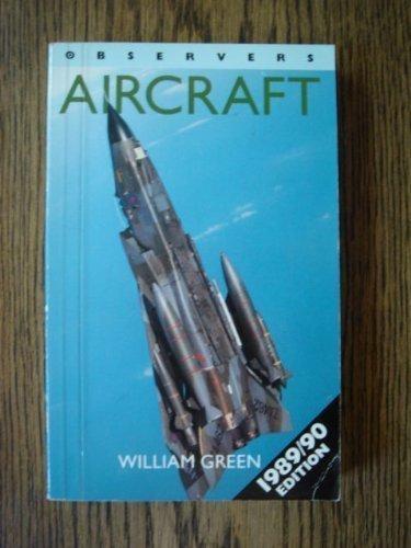 Observers Aircraft 1989-1990 (Warne Observers): William Green