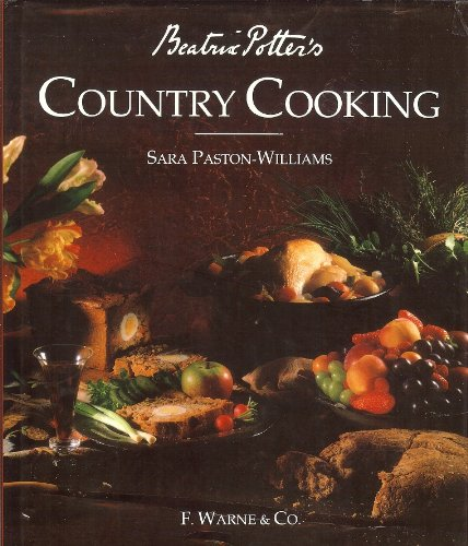 9780723236436: The Beatrix Potter Country Cooking Book