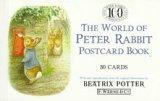 9780723236474: The World of Peter Rabbit Postcard Book (Postcard Books)