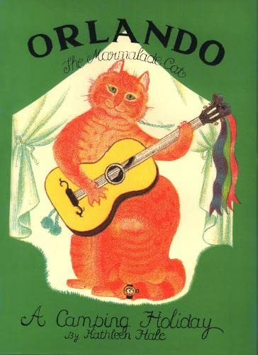 Orlando's Camping Holiday (Orlando the Marmalade Cat) (0723236488) by Kathleen Hale