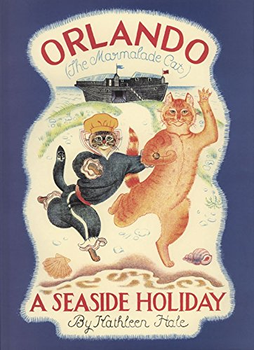 9780723236511: Orlando the Marmalade Cat: A Seaside Holiday
