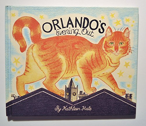 9780723236528: Orlando's Evening Out (Orlando the Marmalade Cat)