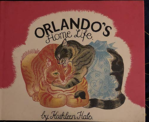 9780723236535: Orlando's Home Life (Orlando the Marmalade Cat)