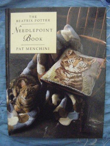 The Beatrix Potter Needlepoint Book: Menchini, Pat