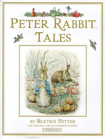 Beatrix Potter's Peter Rabbit Tales: Four Complete: Beatrix Potter