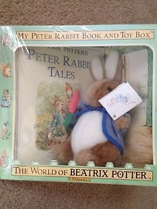 9780723236672: My Peter Rabbit Book and Toy Box/Book and Plush Animal (World of Beatrix Potter)