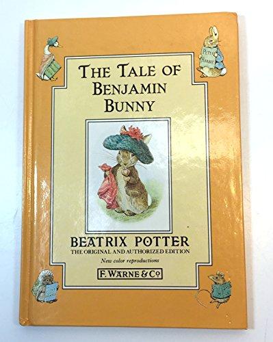 The Tale of Benjamin Bunny: potter, beatrix