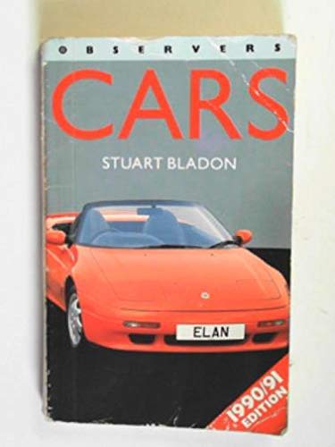 9780723236986: New Observers Book Of Cars 1990-1991 (Observer's Pocket)
