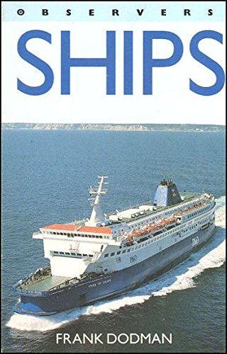 9780723237082: Observers Book of Ships (Warne Observers)