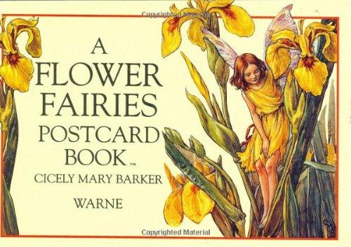 9780723237105: A Flower Fairies Postcard Book