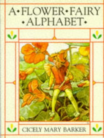 9780723237594: A Flower Fairy Alphabet (Flower Fairies)