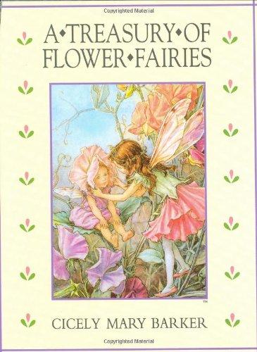 9780723237969: A Treasury of Flower Fairies